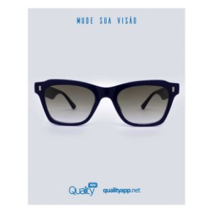 Óculos Tulum Azul Marinho