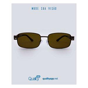 Óculos Life Marrom
