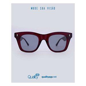 Óculos Madrid Vermelho