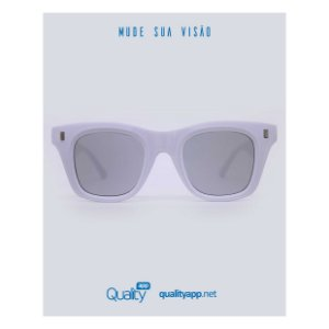 Óculos Madrid Branco