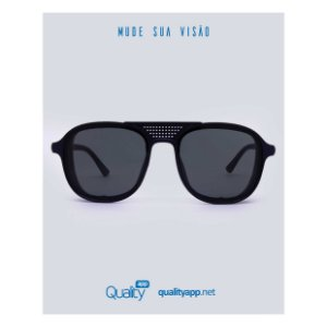 Óculos Chicago Azul Marinho