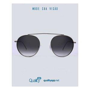 Óculos Texas Prata Degradê