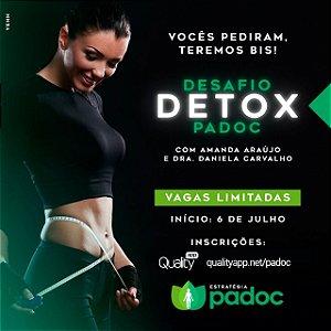 Desafio Detox Padoc Quarentena