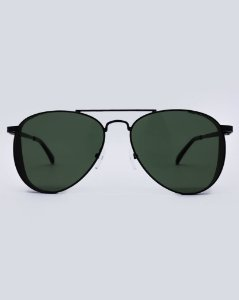 Óculos Aviador All Black