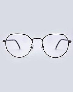 Óculos Stark Preto com Transparente