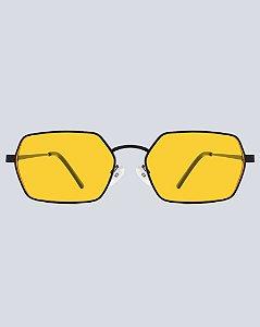 Óculos Joker Amarelo com Preto