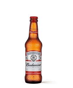 Cerveja Budweiser 330ml c/24 unidades