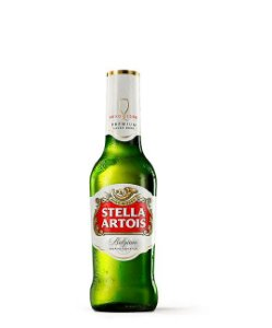 Cerveja Stella Artois 275ml c/24 unidades