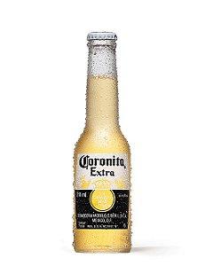 Cerveja  Coronita 210ml c/24 unidades