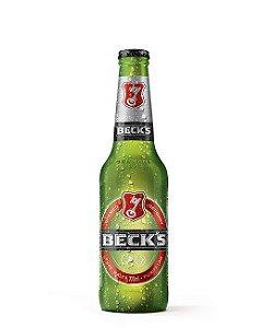 Cerveja Beck's 330ml c/24 unidades