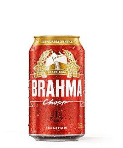 Brahma Chopp - Lata 350ml c/18 unidades
