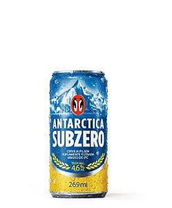 Antarctica Subzero Descartável - Lata 269ml c/15 unidades