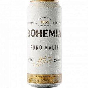 Bohemia - Lata 473ml c/12 unidades