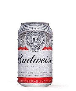 Budweiser Descartável - Lata 350ml cx c/12 unidades