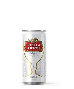 Stella Artois Descartável - Lata 269ml c/8
