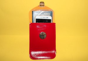 Porta documentos/Bolsa de tira colo