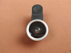 Lentes para celular - Efeito olho de peixe GoPro