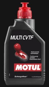 MOTUL MULTI CVTF 1L - Lubrificantes Sintético para caixas CVT