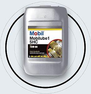 Lubrificante Sintético para Engrenagens Mobilube 1 SHC 75W90 20 lts - Transmissões Manuais