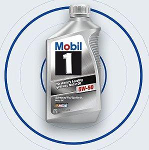 Mobil 1 FS X2 5W50  946 ml - Gasolina e Diesel