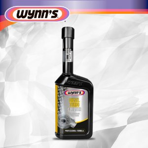 Limpeza de Turbina - Wynn´s Diesel Turbo Cleaner 500 ml via tanque