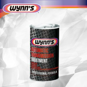 Veda vazamento de Transmissão Automática - Wynns Automatic Transmission Treatment Stop Leak 325 Ml