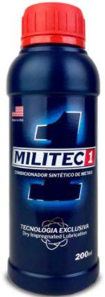 MILITEC -1 - Condicionador Sintético de Metais 200 ml