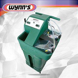 Equipamento para Troca de Fluído de Direção Hidráulica - Wynn´s Power Steering Machine - Grátis 02 Flush e Menu Serviço
