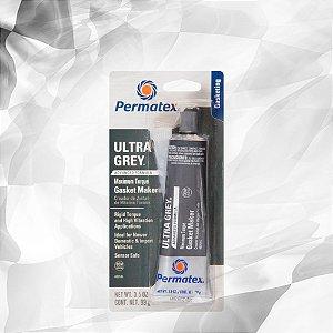 Permatex ULTRA GREY 99g (PX89172)| Cola de Silicone para alta temperatura