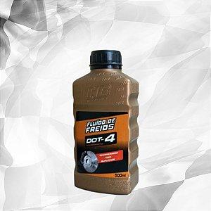 HB Fluído de Freio DOT 4 - 500 ml