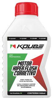 KOUBE Motor Hiper Flush CORRETIVO 500 ml - Uso Profissional