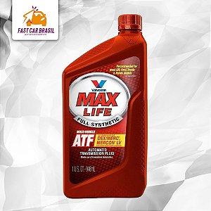 Óleo de Câmbio Valvoline Multi ATF MAX LIFE 946 ml Dexron-VI/Mercon LV/MB NAG1/LT71141/BMW