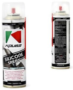 KOUBE Silicone Spray  200 ML - Industrial / Automotivo / Doméstico