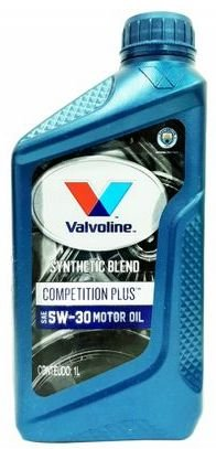 Óleo de Motor Valvoline 5W30 Semissintético 1 lt - SYNTHETIC BLEND