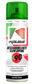 KOUBE Descarbonizante SLOW DRYING K90 300 ml