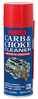 ABRO Carb & Choke CLEANER CC-200 283 g