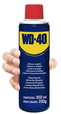 WD-40 TRADICIONAL Spray 300 ml