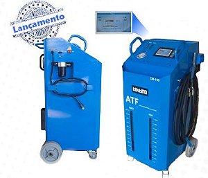 Máquina Eletrônica Tektino CM100 para Troca ATF Câmbio Automático BIVOLT