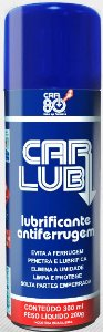 Lubrificante antiferrugem CAR LUB 300 ml - Desengripante