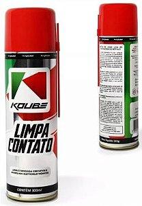 KOUBE Limpa Contato Spray  ml - Limpa e Desoxida Circuitos