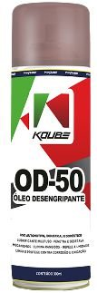 KOUBE Óleo Desengripante OD-50 300 ml - uso Automotivo, Industrial e Doméstico