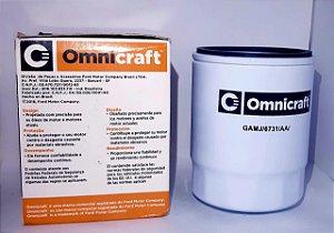 Filtro de Óleo Omnicraft GAMJ/6731/AA - Aplicação Honda - Fiat