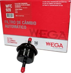Filtro de Câmbio Automático externo WFC920 Aplicação Honda