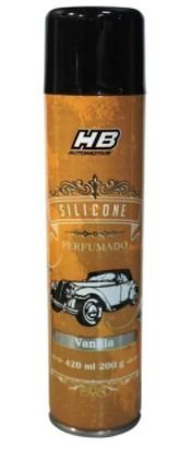 HB Silicone Perfumado Vanilla Spray 420 ml