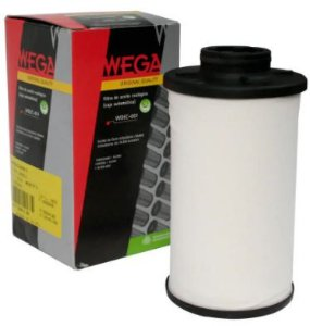 Filtro de Câmbio Automático Ecológico WEGA WOEC-001 - Audi VW