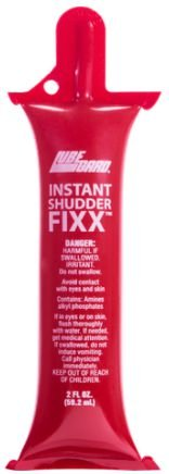 LUBEGARD Instant Shudder Fixx 59,2 ml - Elimina a trepidação no Conversor de Torque