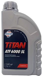 TITAN ATF 6000 SL 1l Dexron VI - Fluído Sintético Multifuncional