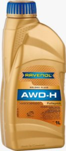 Fluído para Sistemas HALDEX AWD-H RAVENOL 1 L - Audi VW Land Rover VOLVO