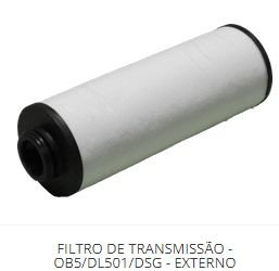 Filtro de Transmissão Automática DL501/OB5 - DSG EXTERNO AUDI
