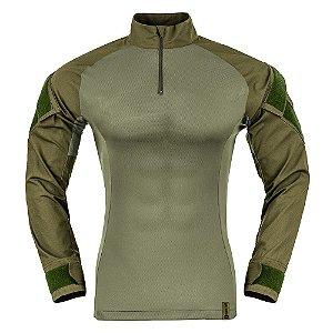 Combat Shirt Verde Raptor Invictus